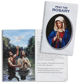 Aquinas Press Pray the Rosary Booklet