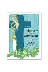 The Printery House You Are Remembered in Prayer Card