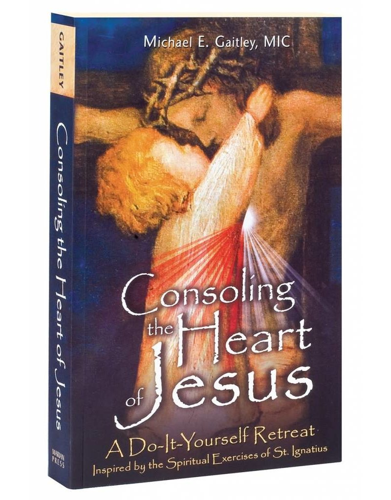Marian Press Consoling the Heart of Jesus