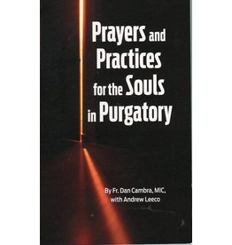 Marian Press Prayers and Practices for the Souls in Purgatory