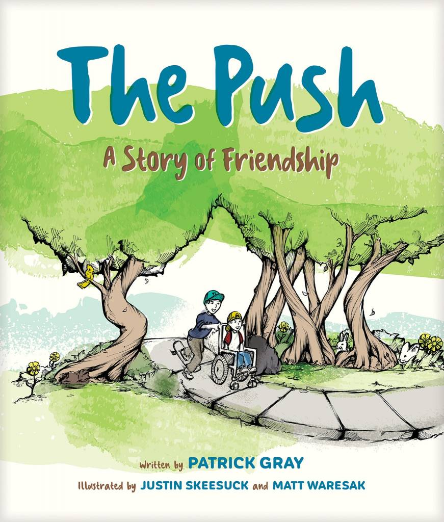Tyndale Kids The Push - A Story of Friendship