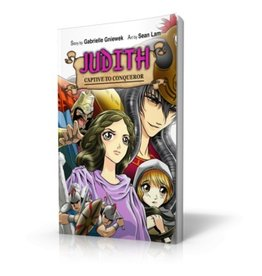Manga Hero Judith: Captive to Conqueror