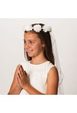 "Roman, Inc 30"" Long Emily First Communion Veil"