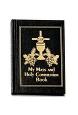 Devon Trading Company My Mass and Holy Communion Book (Black)