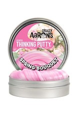 "Crazy Aaron's Putty World 4"" Spring Bouquet Scented Thinking Putty Tin"