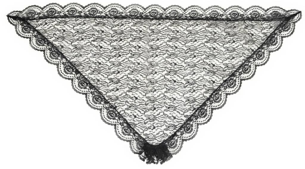 Religious Art Inc Triangle Mantilla