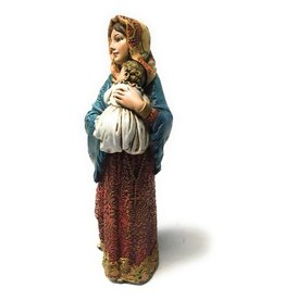 Christian Brands Madonna of the Streets Figurine Virgin Mary Statue 8""