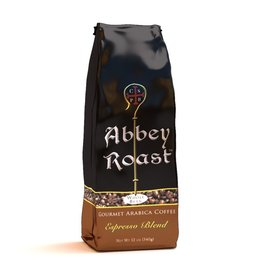 Abbey Roast Abbey Roast Coffee Espresso Blend 12 oz (ground)