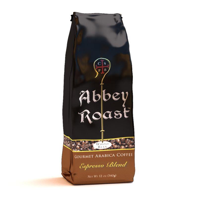Abbey Roast Abbey Roast Coffee Espresso Blend 12 oz (ground)
