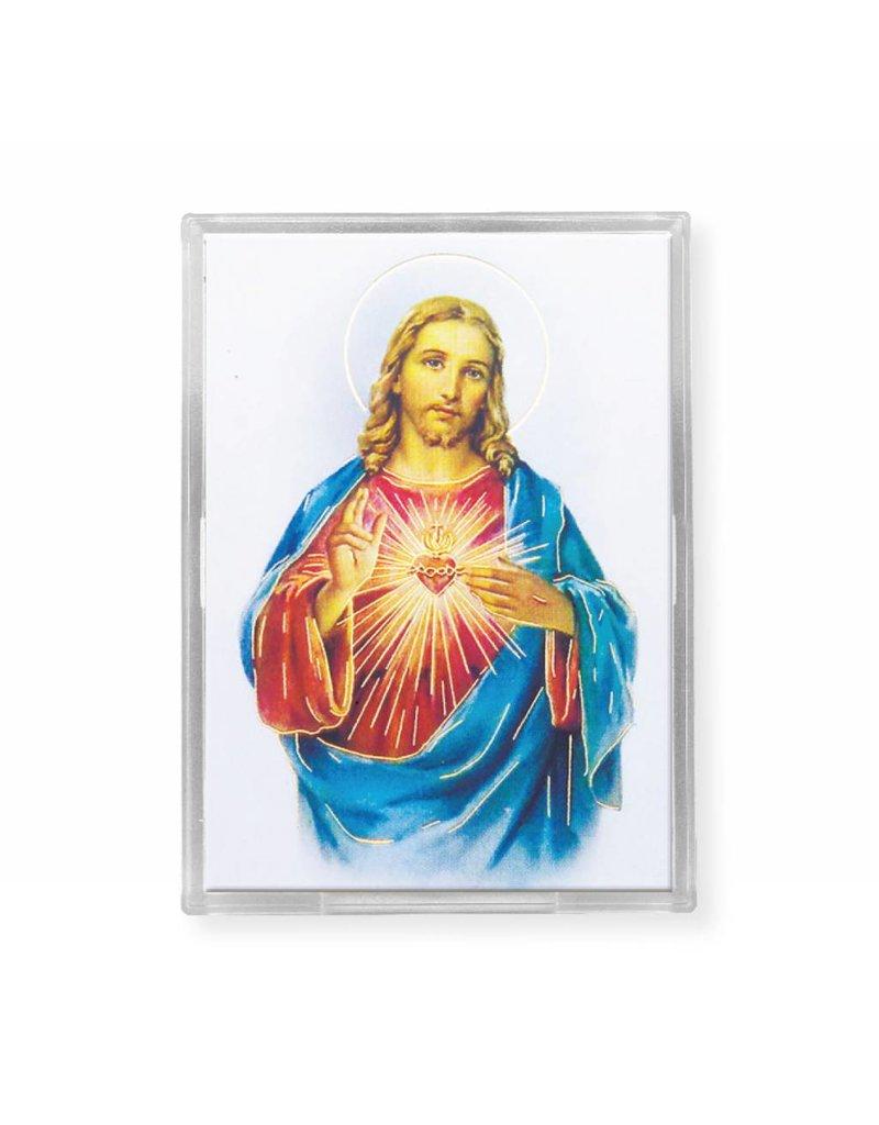 WJ Hirten Patron Saint Magnet