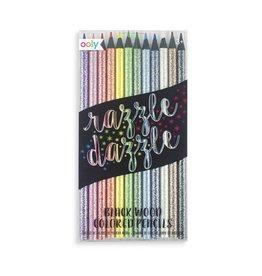 ooly Razzle Dazzle Colored Pencils