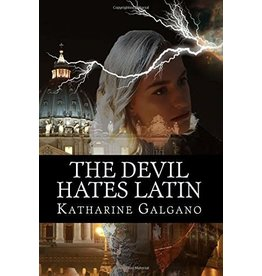 Regina Press The Devil Hates Latin by Katherine Galgano