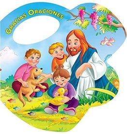 Catholic Book Publishing Corp Gracias Oraciones Rattle Book