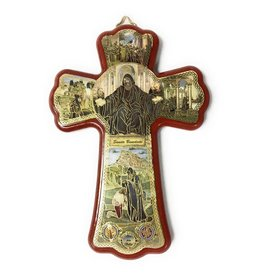 "Moshy Brothers, Inc 6"" St Benedict Cross"