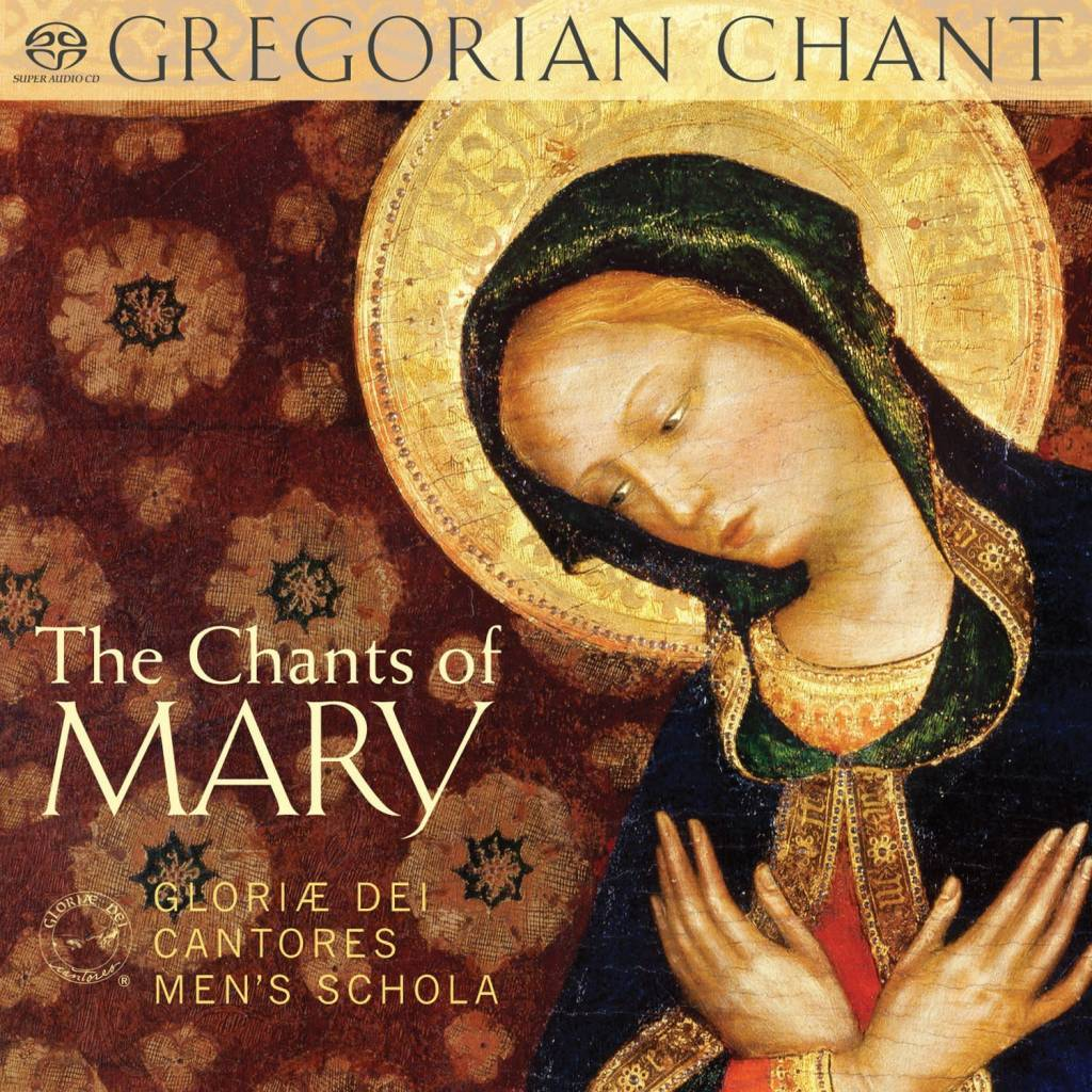 Paraclete Press The Chants Of Mary