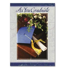 The Printery House As You Graduate Card