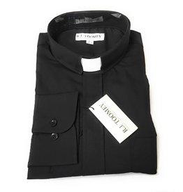 R.J. Toomey Long Sleeve Comfort Clergy Shirt