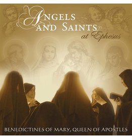 Ignatius Press Angles And Saints At Ephesus CD
