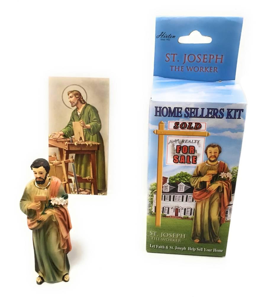 Saint Joseph Home Kit Queen Of