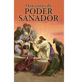 Valentine Publishing House Oraciones de Poder Sanador (Spanish Edition)