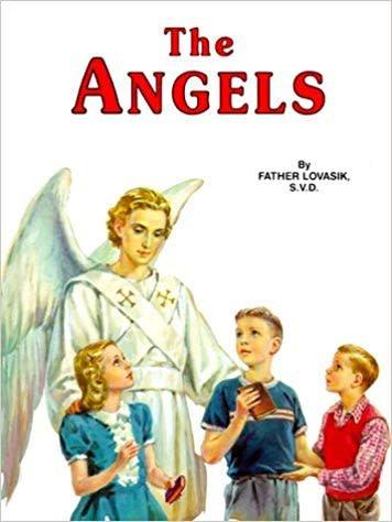 Catholic Book Publishing Corp The Angels