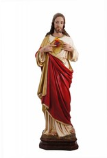 "Fiat Imports 25"" Sacred Heart of Jesus Statue"