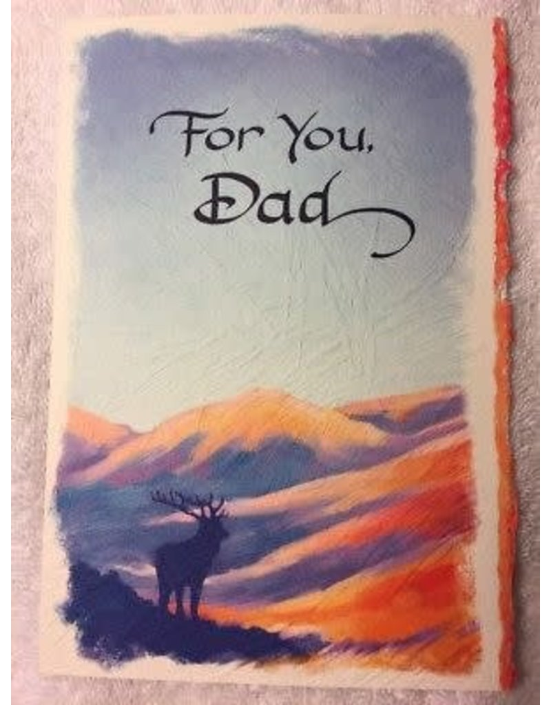 Blue Mountain Arts For You, Dad ... Happy Father's Day