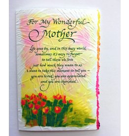 Blue Mountain Arts Mom, This is a Great Big Thank You Mother's Day Card