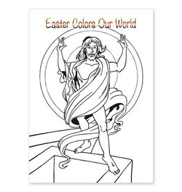 The Printery House Easter Colors Our World Greeting Card