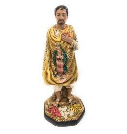 Liscano, Inc. Juan Diego Statue 9 inches