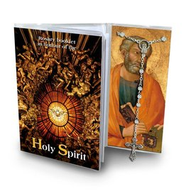 McVan Holy Spirit Rosary and Booklet