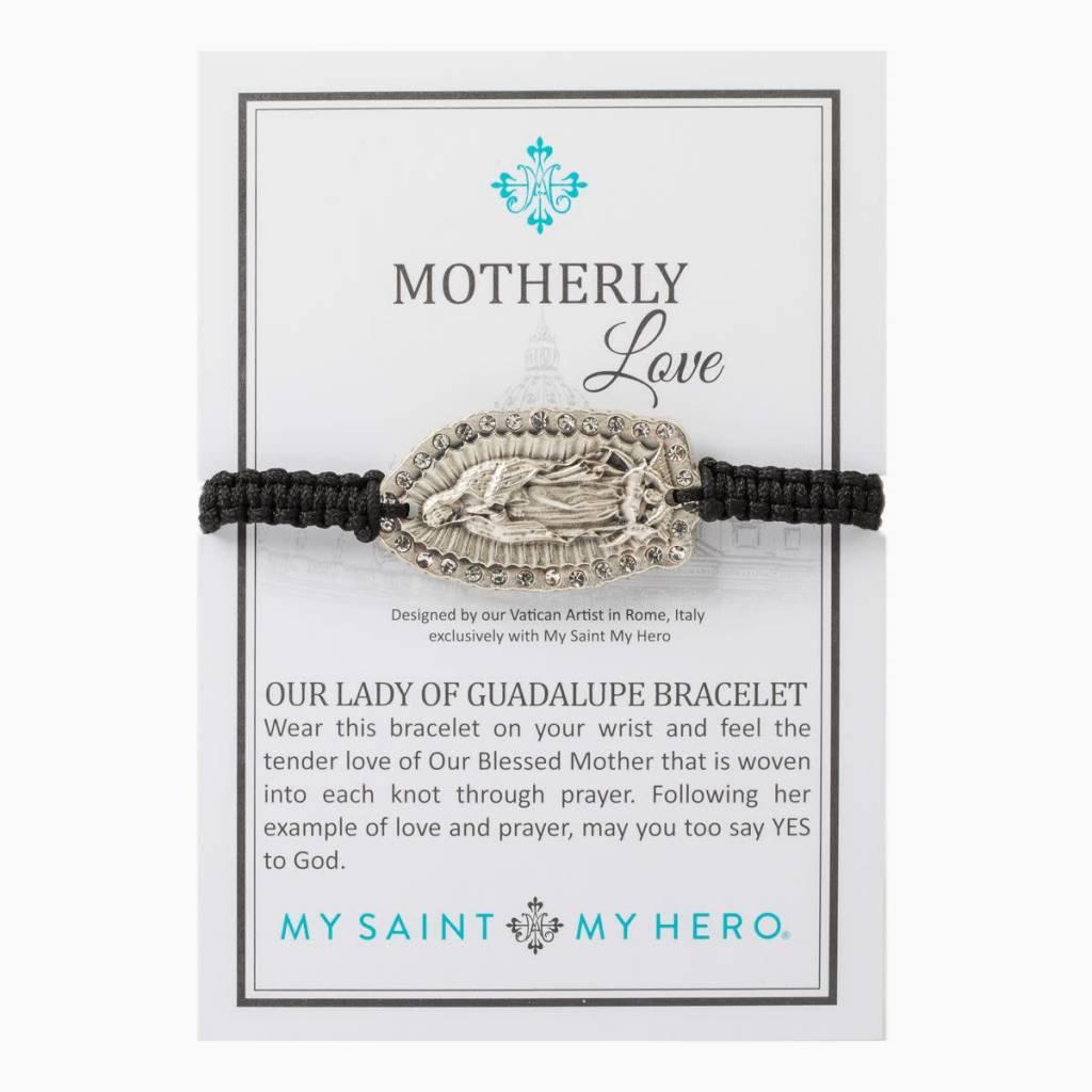 My Saint My Hero Motherly Love Bracelet