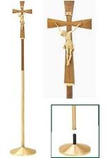 Koleys Inc. Featherweight Processional Crucifix