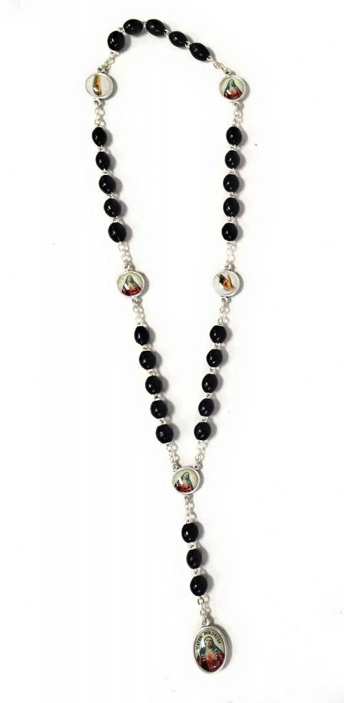 Religious Art Inc Chaplet of the 5 Wounds of Jesus