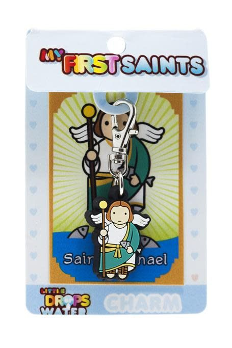 My First Saints Charm