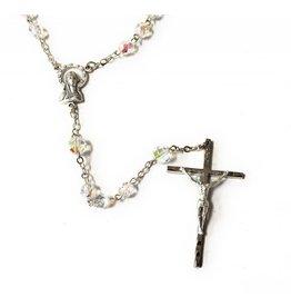 Religious Art Inc Crystal Rosary