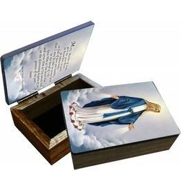 Catholic to the Max Our Lady of Grace Keepsake Box