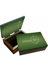 Nelson Fine Art Irish Blessing Keepsake Box