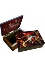Nelson Fine Art St. Michael the Archangel Keepsake Box
