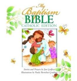 Pauline Books & Publishing My Baptism Bible: Catholic Edition