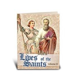 WJ Hirten Mini Lives of the Saints Volume 2