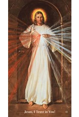 "Marian Press 22"" x 28"" Divine Mercy (Skemp) Poster"