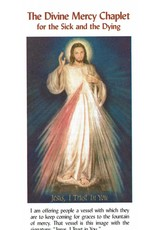 Marian Press Divine Mercy Chaplet for the Sick and Dying