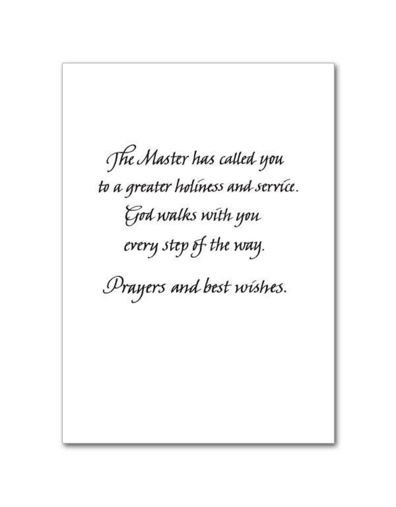 The Printery House On Your Profession of Religious Vows Greeting Card