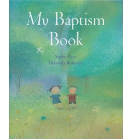 Paraclete Press My Baptism Book by Sophie Piper