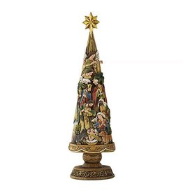 "Avalon Gallery 20.75"" Nativity Tree"