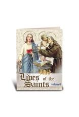 WJ Hirten Mini Lives of the Saints Volume 1