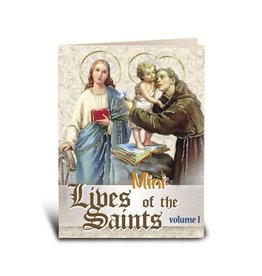 WJ Hirten Mini Lives of the Saints Volume 1