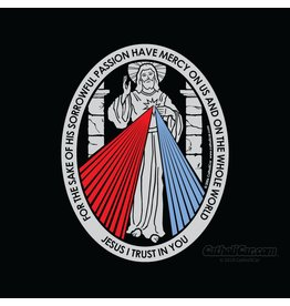 CatholiCar Divine Mercy Decal
