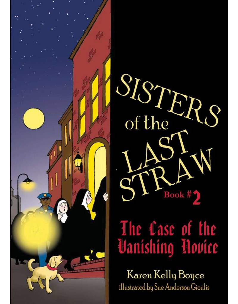 Tan Books Sisters of the Last Straw Vol 2: The Case of the Vanishing Novice
